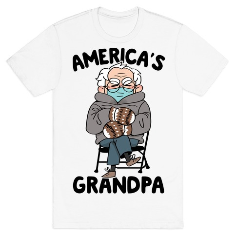 America's Grandpa T-Shirt