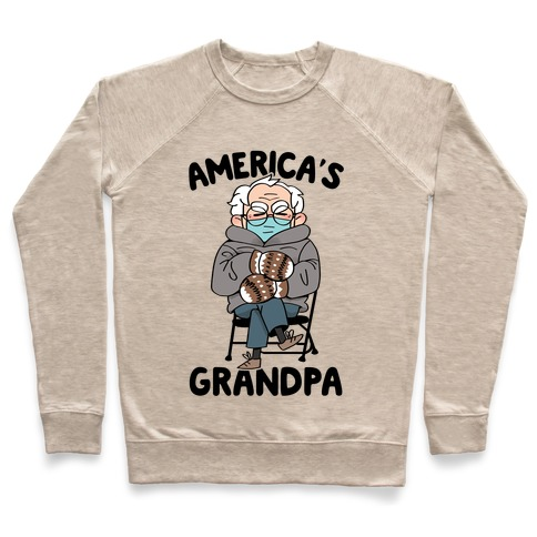 America's Grandpa Pullover