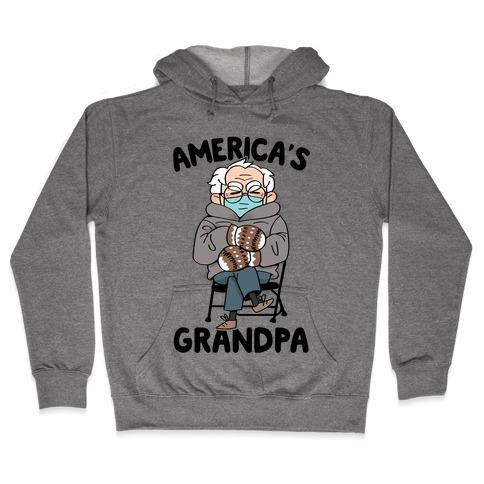 America's Grandpa Hooded Sweatshirt