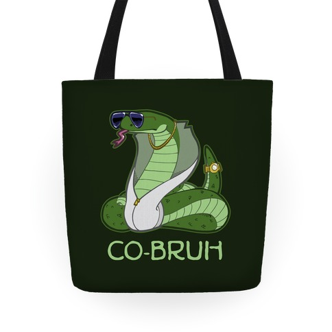 Co-Bruh Tote