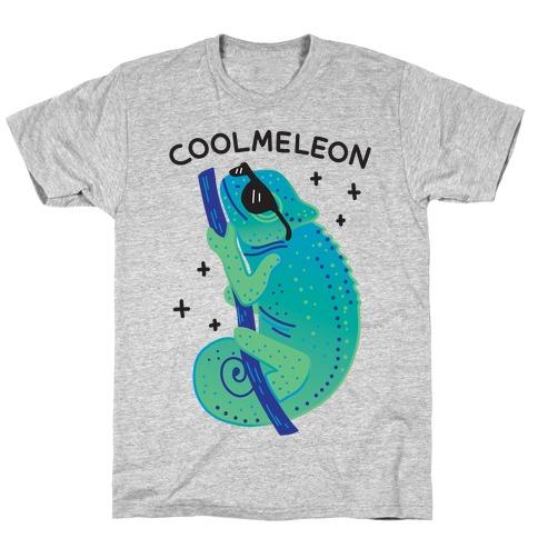 Coolmeleon Chameleon T-Shirt