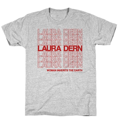 Laura Dern Thank You Bag Parody T-Shirt