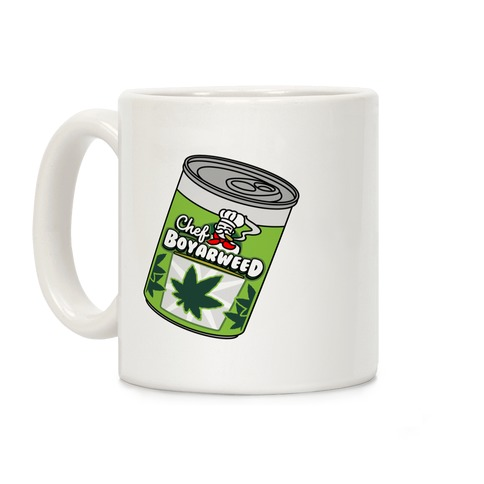 Chef BoyarWeed Coffee Mug