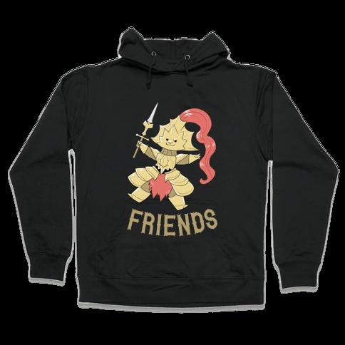 Best Friends Ornstein Hooded Sweatshirt
