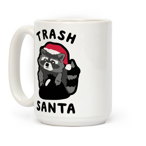 Trash Santa Coffee Mug
