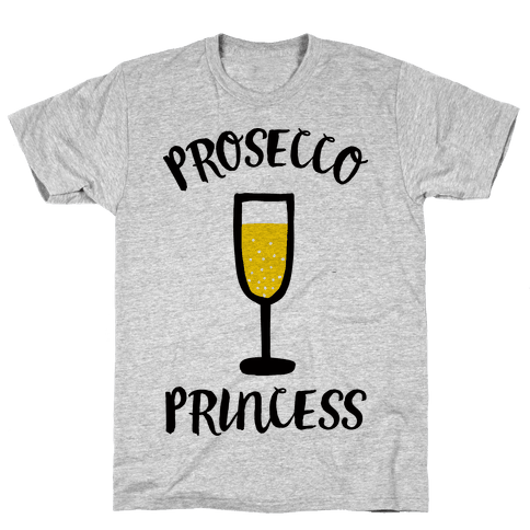 Prosecco Princess Mens T-Shirt