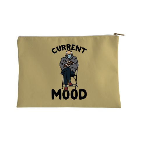 Current Mood Sassy Bernie Sanders Accessory Bag