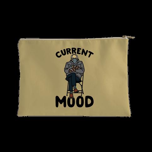 Current Mood Sassy Bernie Sanders Accessory Bag