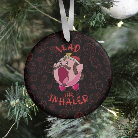 Vlad The Inhaler Ornament