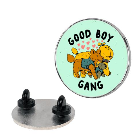 GOOD BOY GANG Pin