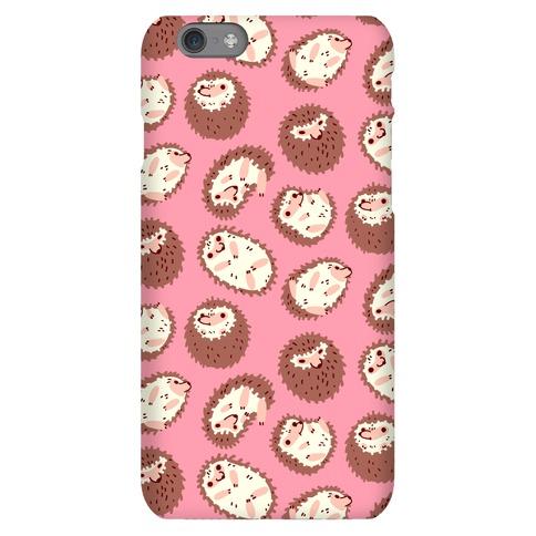 Floaty Hedgehogs Phone Case
