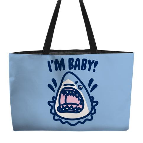 I'm Baby Shark Weekender Tote