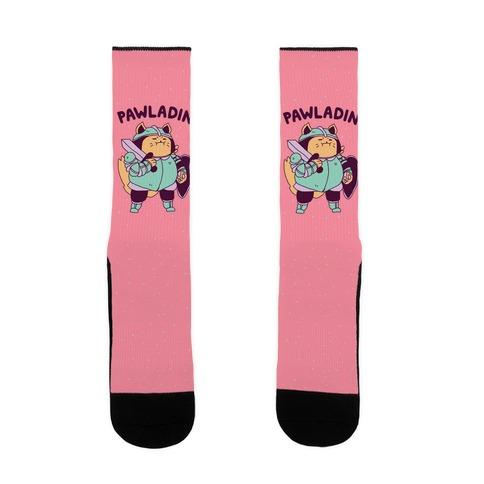 Pawladin Sock