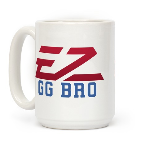 EZ GG Bro Coffee Mug