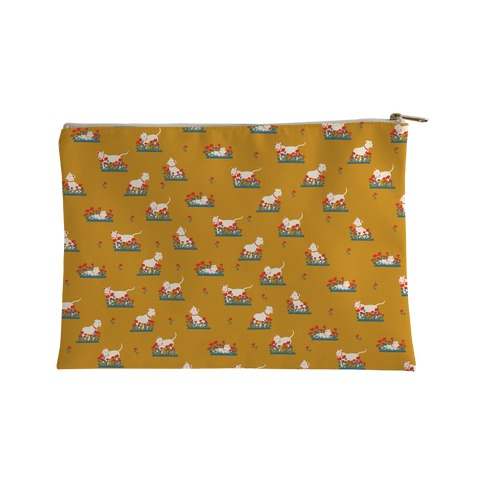 Pit Bulls and Poppies Accessory Bag