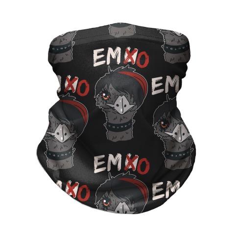 Emo X Emu Neck Gaiter