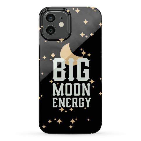 Big Moon Energy Phone Case