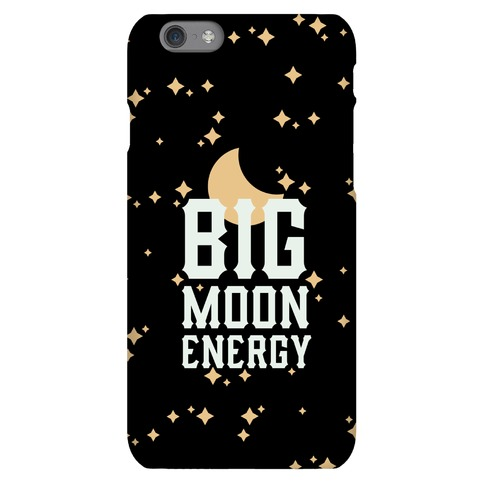 Big Moon Energy Phone Case