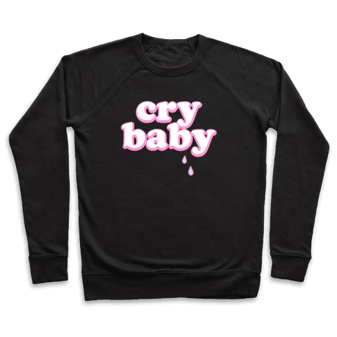 Cry Baby Pullover