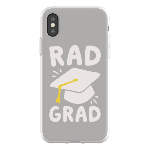 Rad Grad Phone Flexi-Case
