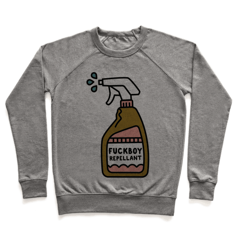 F***boy Repellent Pullover