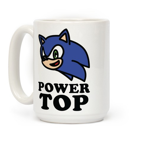 Power Top Coffee Mug