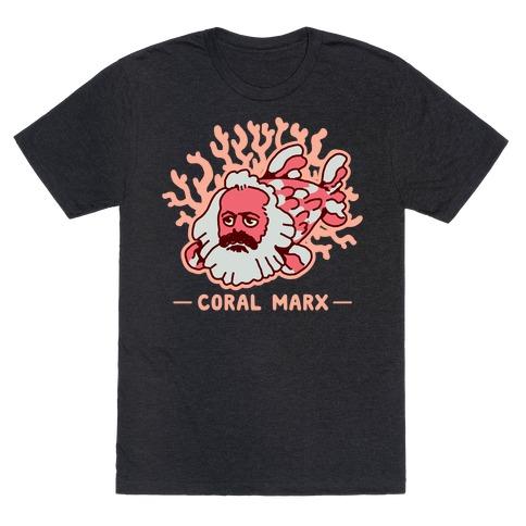 Coral Marx T-Shirt