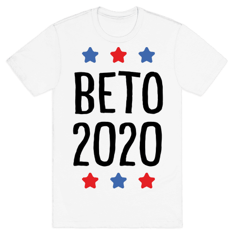 Beto 2020 Mens T-Shirt