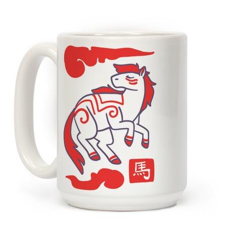 Horse - Chinese Zodiac Coffee Mug