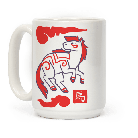 Horse - Chinese Zodiac Coffee Mug