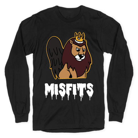 Misfits Moonracer Long Sleeve T-Shirt