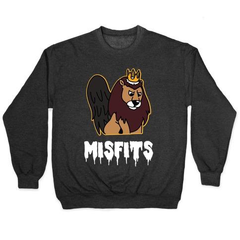 Misfits Moonracer Pullover