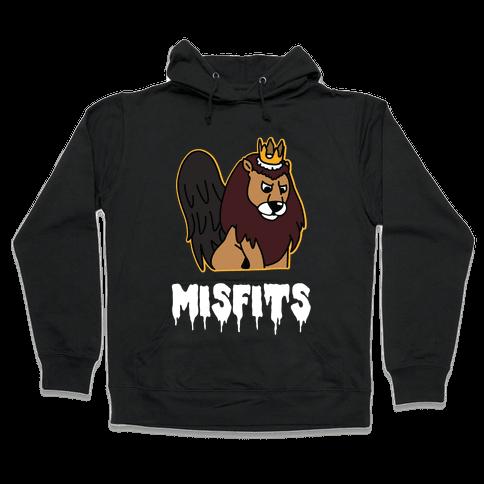 Misfits Moonracer Hooded Sweatshirt