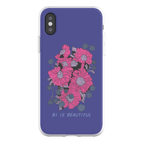 Bi is Beautiful Phone Flexi-Case
