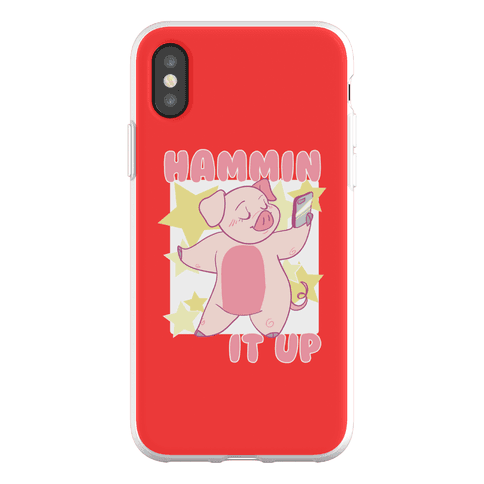 Hammin' It Up Phone Flexi-Case