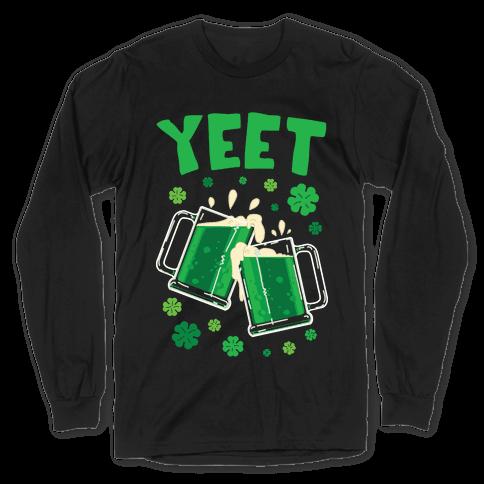 YEET Long Sleeve T-Shirt