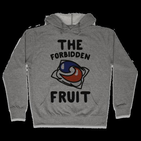 The Forbidden Fruit  Hooded Sweatshirt