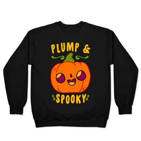 Plump and Spooky Pullover
