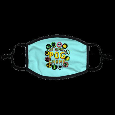 Original POG Champ Flat Face Mask