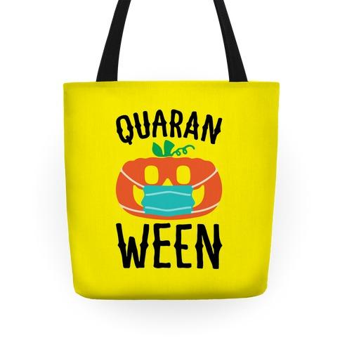 Quaran-Ween Tote