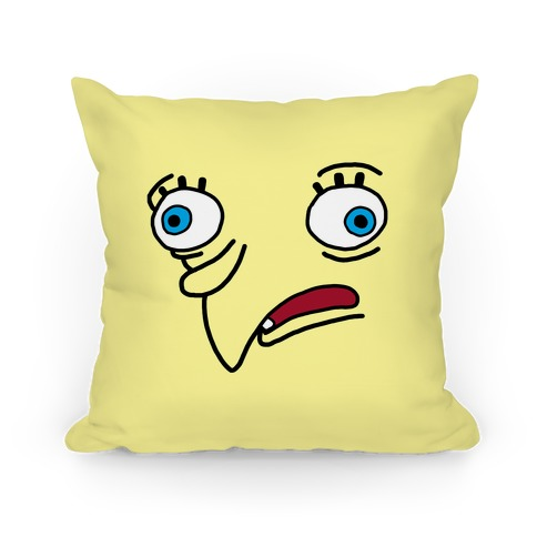 Mocking Sponge Pillow
