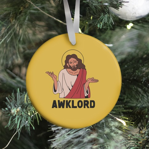 Awklord Ornament