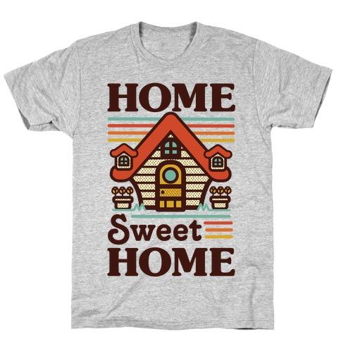 Home Sweet Home Animal Crossing T-Shirt