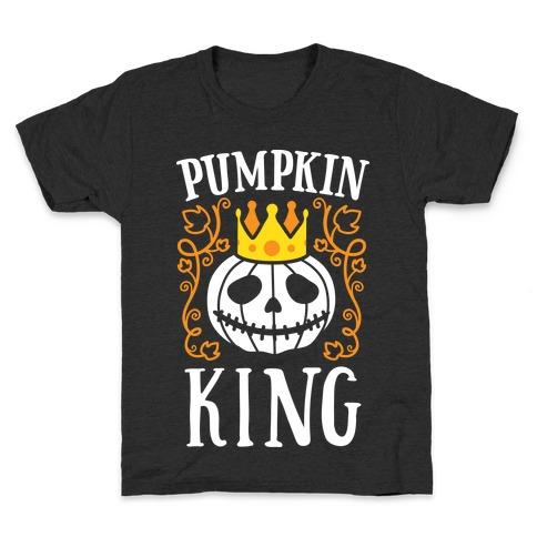 Pumpkin King Kids T-Shirt