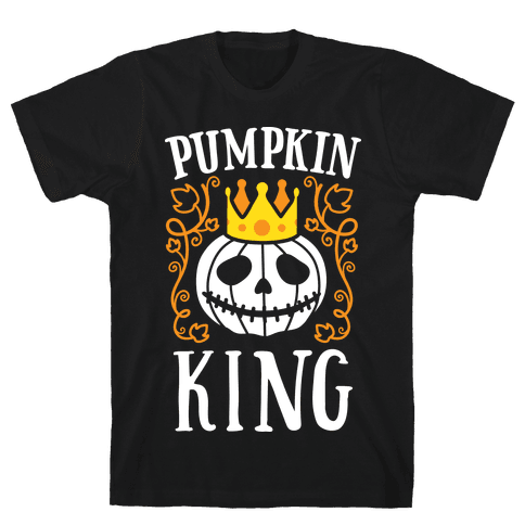 Pumpkin King Mens T-Shirt