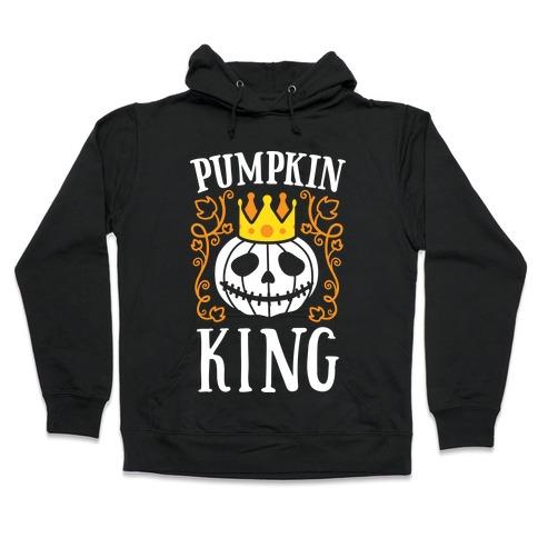 Pumpkin King Hooded Sweatshirt