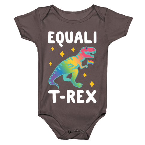 EqualiT-Rex Baby One-Piece