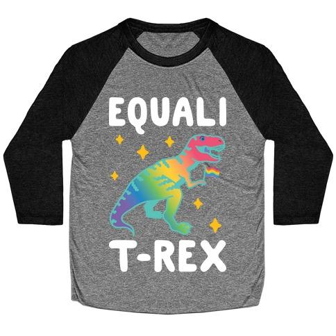EqualiT-Rex Baseball Tee
