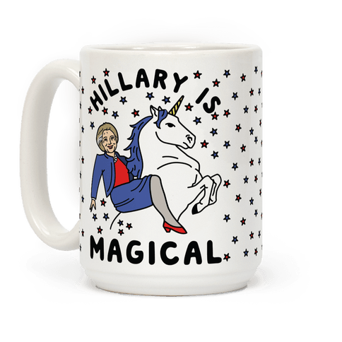Hillary Is Magical