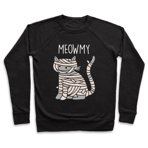 Meowmy Pullover